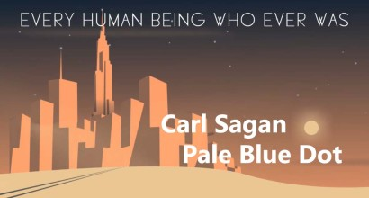 Carl Sagan – Pale Blue Dot