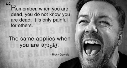 Ricky Gervais – Stupid People